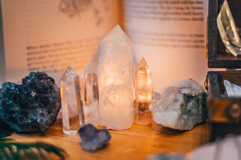 pierre pour la chance