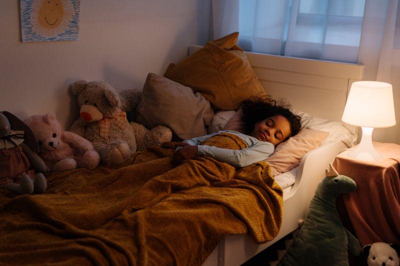 lumière pour dormir