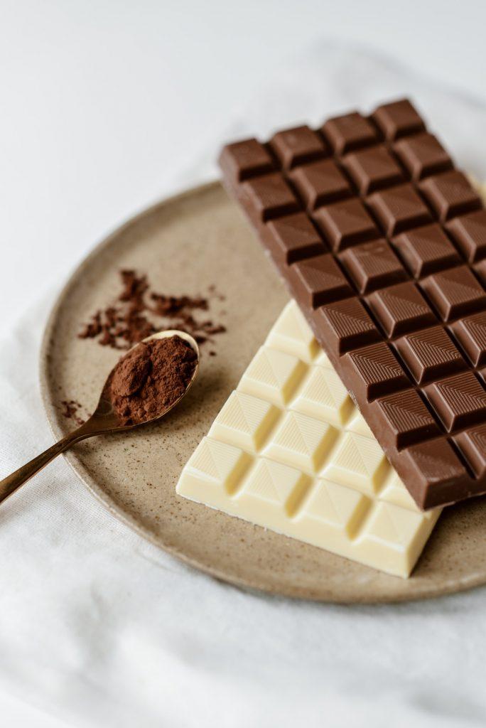 chocolat à fondre